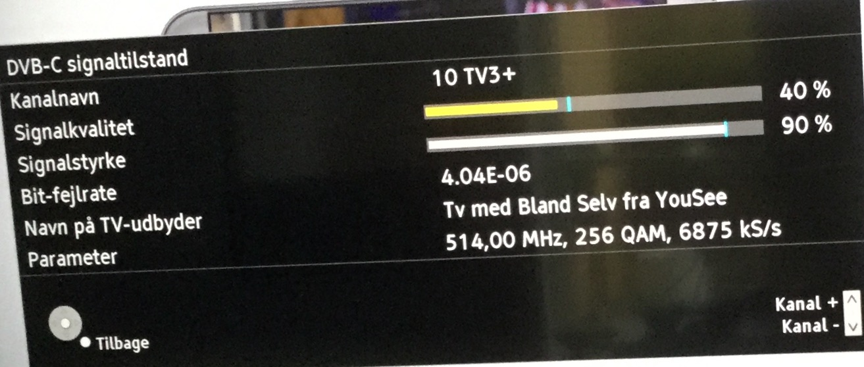 yousee tv offline