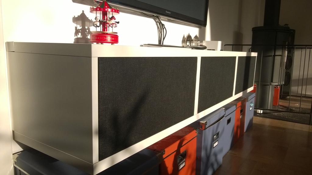 TV-bord Ikea hack ELLR Ikea tv-bord upgrade! - recordere.dk forum