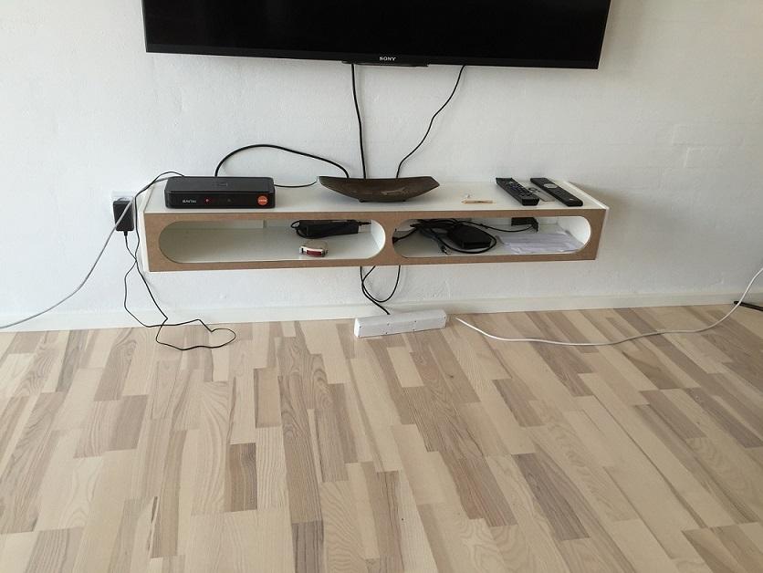 DIY Stoflåge til IKEA tv møbel - recordere.dk forum